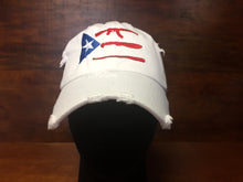 Plata, Plomo o Madera?!? - DAD HAT (DISTRESSED) WHITE