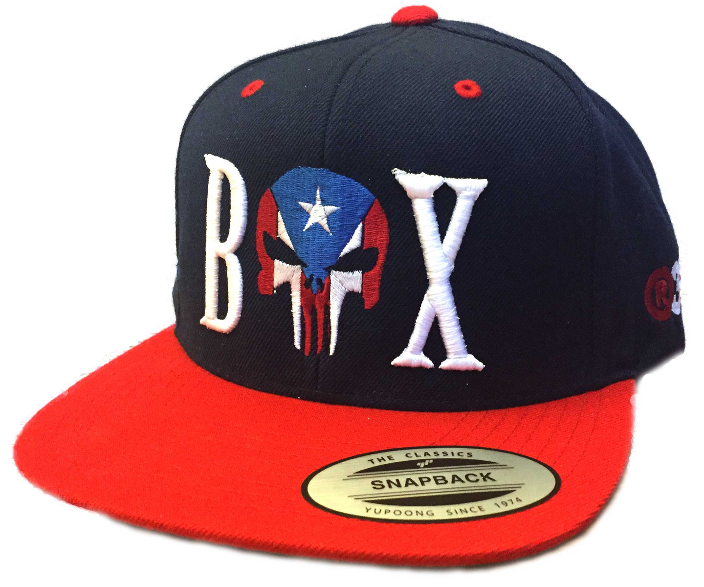 BX -PR PUNISHER SNAPBACK