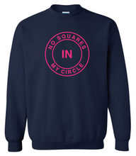 NO SQUARES - CREW NECK SWEATER