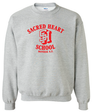 SACRED HEART - CREWNECK SWEATER