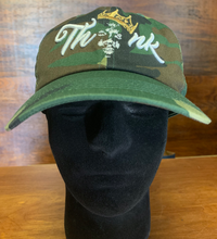 THINK BIG - DAD HAT - CAMO