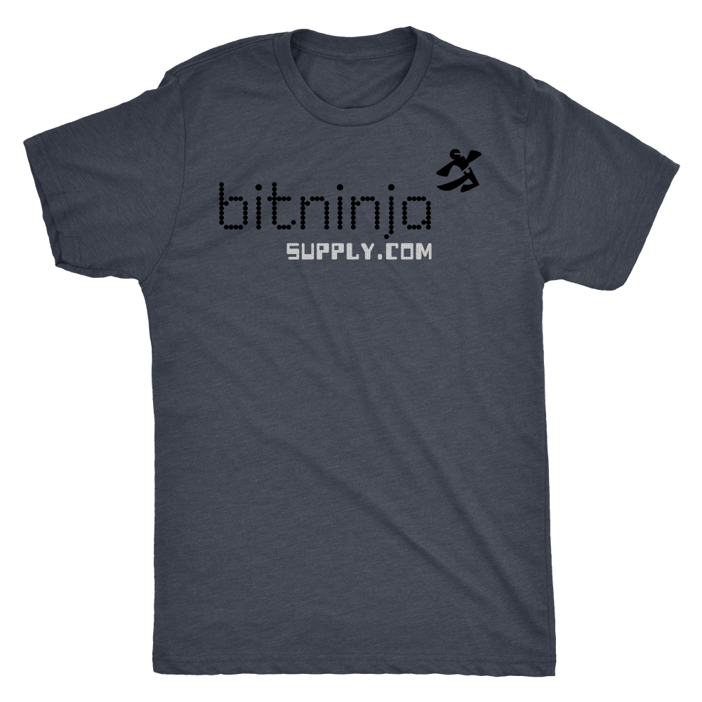 Bitninja Supply Logo Tee