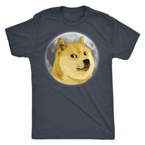DogeMoon High Quality Tee Shirt