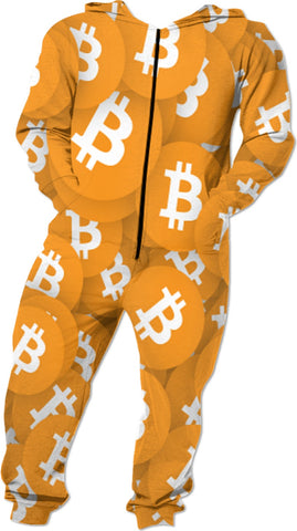 Bitcoin One Of Kind Onesie