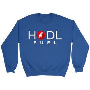 HODL FUEL Sweatshirt