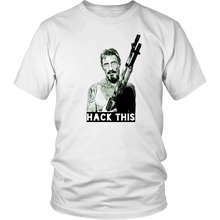 Hack This McAfee Tee