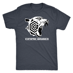 CI Tiger Unisex/Men's Polyester Tee