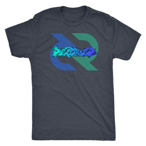 DECRED Graffiti Tee on Polyester