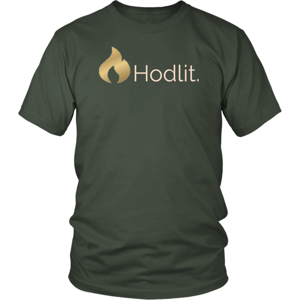 🔥 Hodlit Cotton Tee