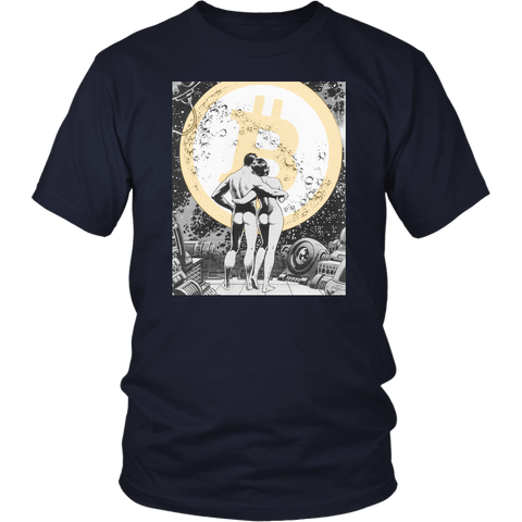 This Is Us BtC Moon Shirt