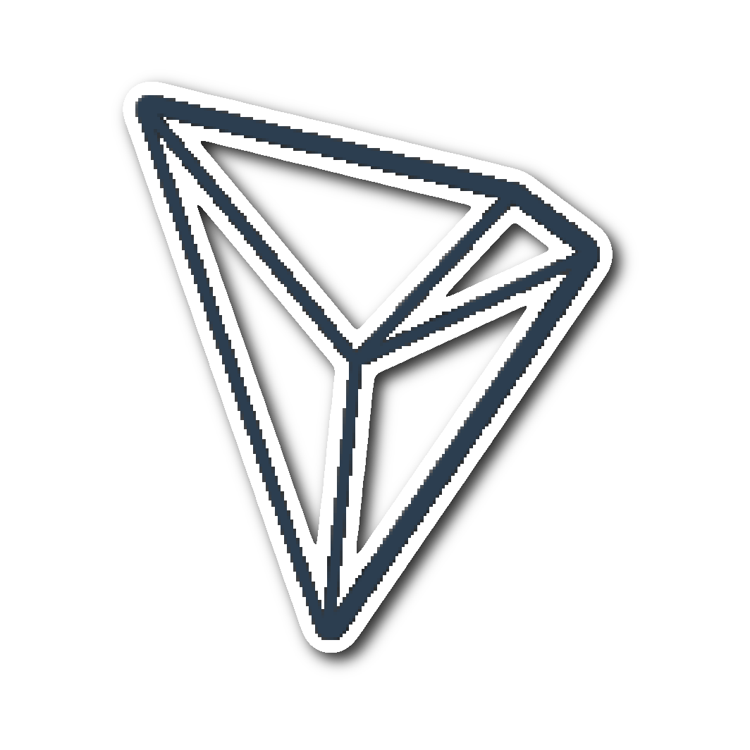 Tron sticker