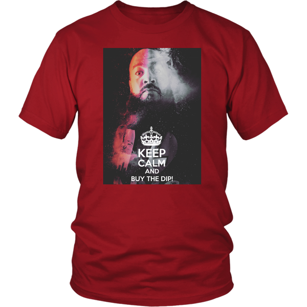 Lord Zog Keep Calm Tee