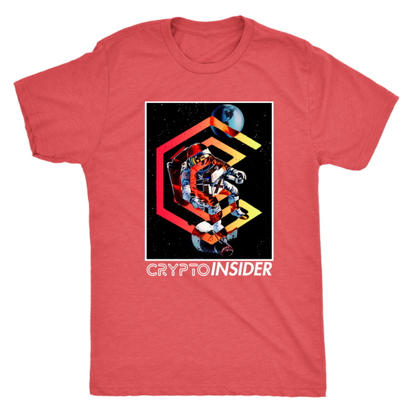 CI in Space Polyester Unisex Tee