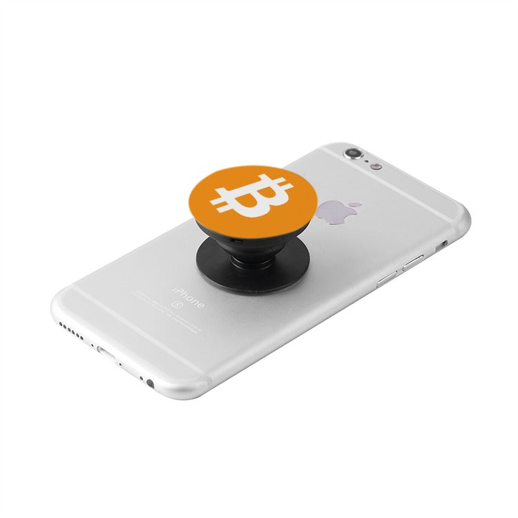 Bitcoin Pop Socket