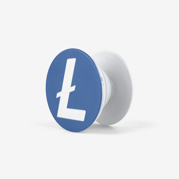 Litecoin Pop Socket