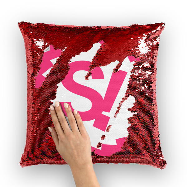 Spankchain  Sequin Cushion Cover