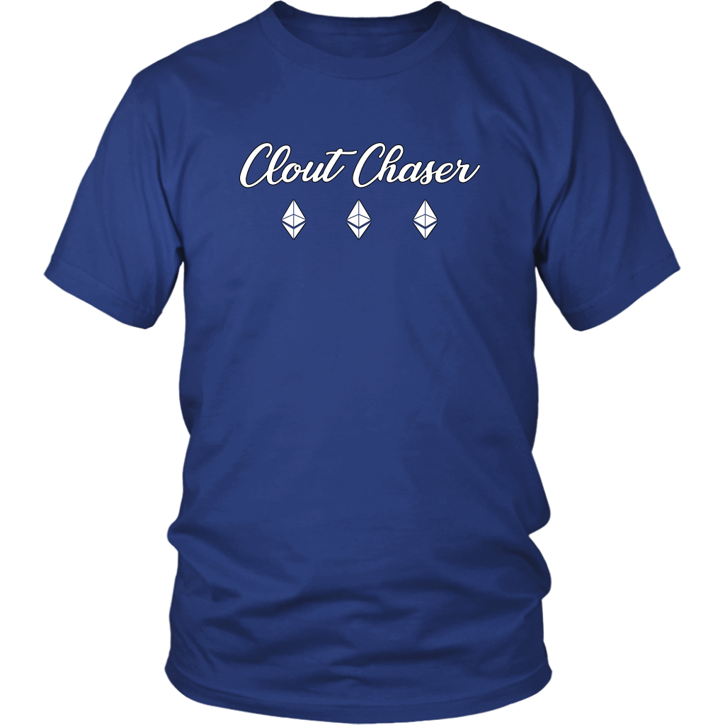 Clout Chaser Unisex Tee