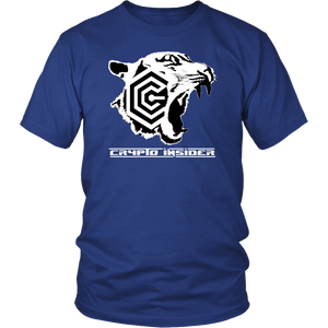 CI Tiger Unisex Cotton Tee