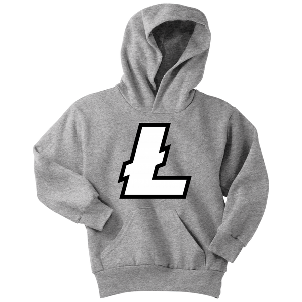 Litecoin Youth Hoodie
