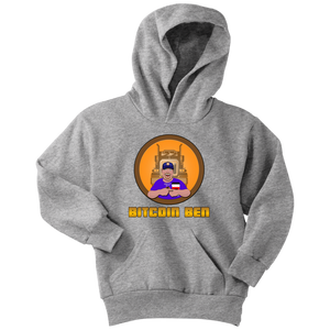 Bitcoin Ben Youth Hoodie