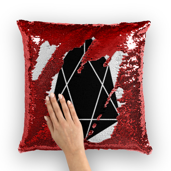 EOS Sequin Cushion Cover