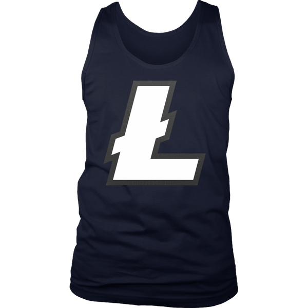 Litecoin Men's Tank Top