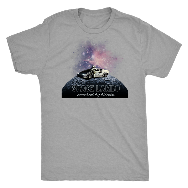 Space Lambo High Quality Tee
