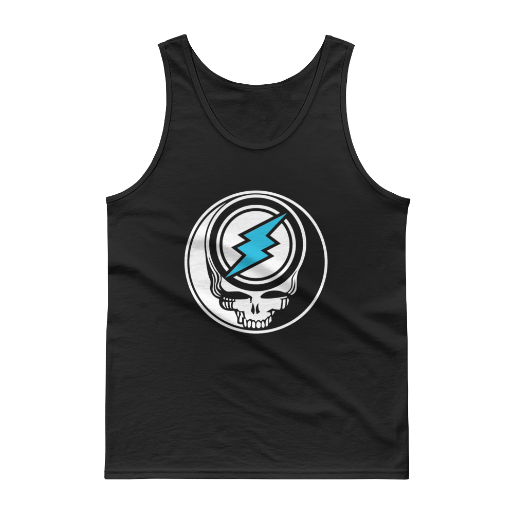 Crypto Head Tank top