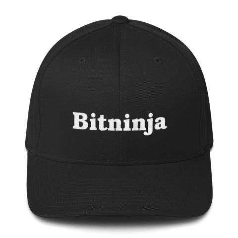Simply Bitninja Fitted Hat