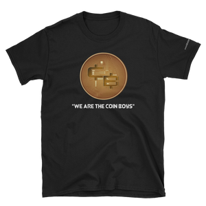 OFFICIAL The Coin Boys Promotional Tee