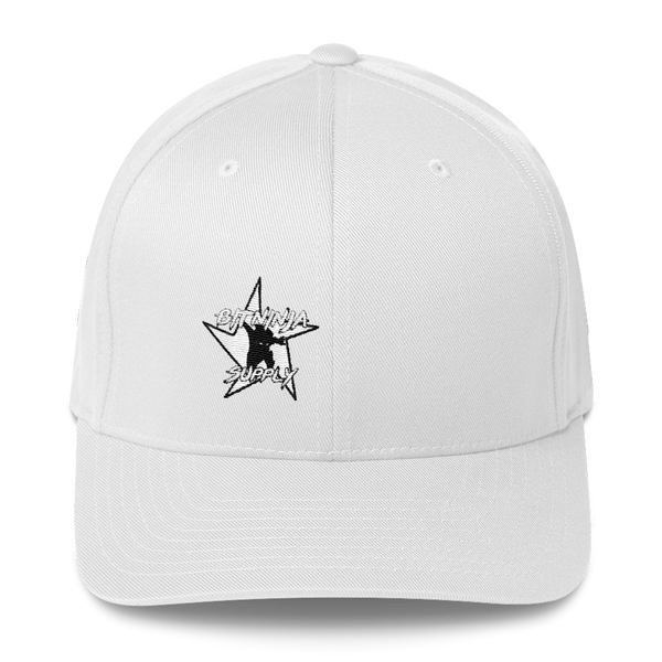Bitninja Supply Fitted Hat