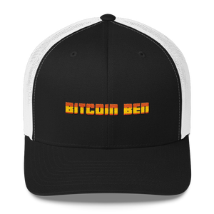 Bitcoin Ben Trucker Hat