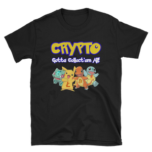 Cryptomon Unisex Tee