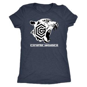 CI Tiger Women's Polyester Tee