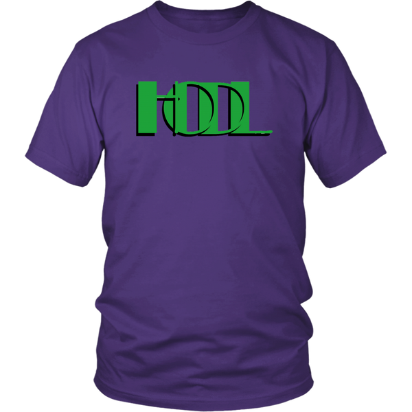 HODL Tee by @Radioactive3D