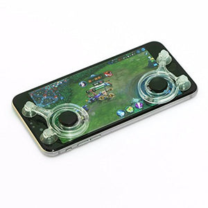 2PCS/PACK MOBILE JOYSTICK MINI FOR PHONE/TABLET ARCADE GAMES