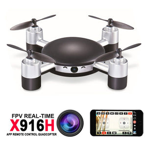 High Tech Mini Drone With FPV Camera and Headless Mode.
