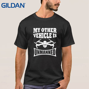 My Other Vehicle is Unmanned T-Shirt