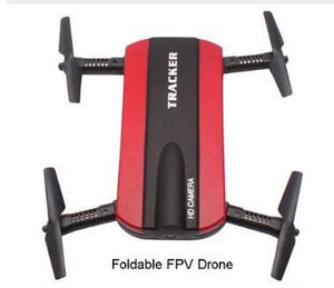 Foldable Mini Selfie Drone with HD Camera