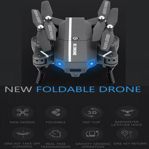 Mini Foldable Drone With HD Camera