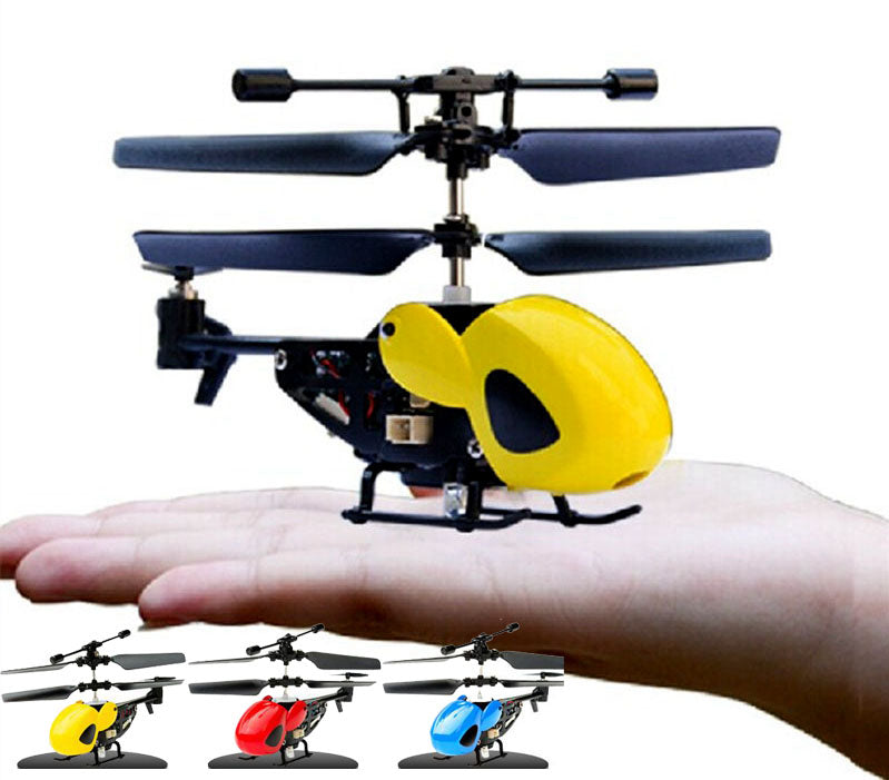 Micro RC Helicopter