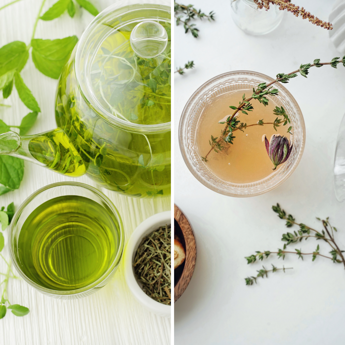 Herbal Tea Vs Green Tea for Weight Loss