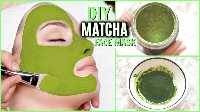 Japanese Matcha Face Pack
