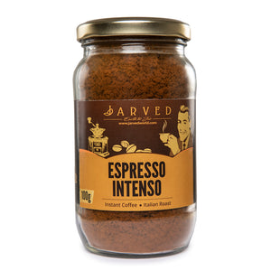 Jarved Espresso Intenso: Instant Coffee-100g