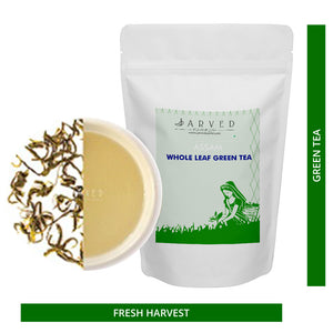 Assam Whole Leaf Green Tea