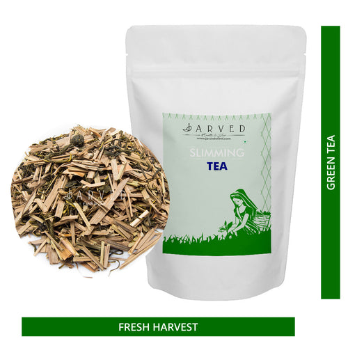 Jarved Slimming tea: Lemongrass and Green Tea