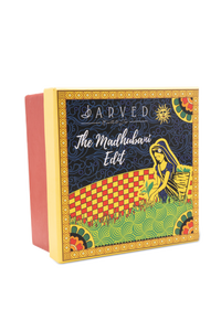 Jarved Madhubani Gift Box: Teas of The World and Mysore Special Instant Coffee
