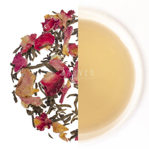 Whole leaf Herbal Rose Tea