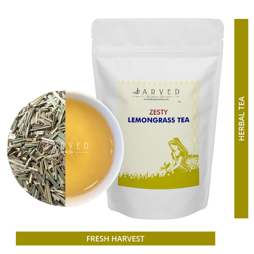 Zesty Lemongrass Tea