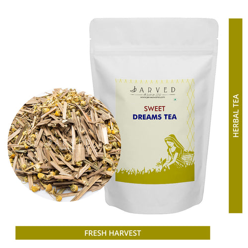 Jarved Sweet Dreams tea: Chamomile and Lemongrass